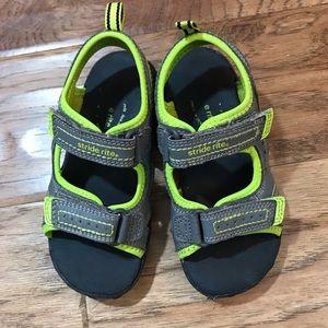 Stride rite sandals boys 10